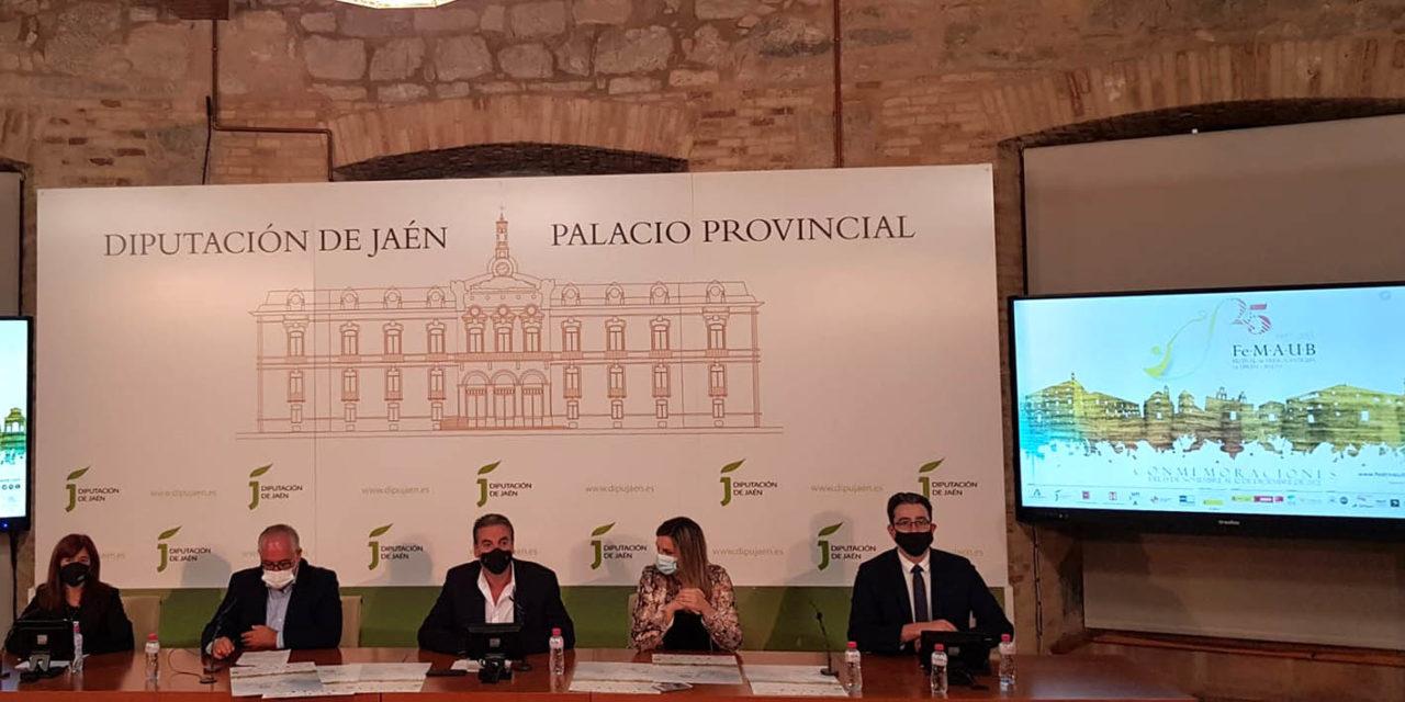 El Festival de Música Antigua de Úbeda y Baeza celebra sus 25 años con 21 conciertos en una edición conmemorativa