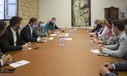El CES prioriza la construcción de infraestructuras en la provincia y del ramal central del Corredor Mediterráneo